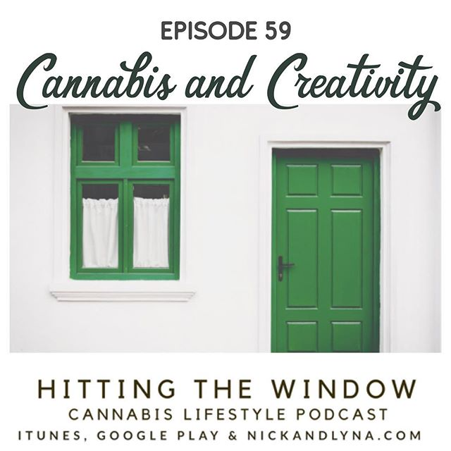 """Hit the Window"" with us this week as we chat with Chris & Crystal from @canna_create and talk cannabis, creativity, Lyna highest moment plus what we've got in store for the holiday's and more!! - - Podcast available on ITunes, Google Play & Link in Bio🔝🎙 - - Subscribe, review, share with your friends‼️😊 - - - - #hittingthewindow #nickandlyna #lit #podcast #cannabiscommunity #thc #wellness #cbd #420 #fitness #fun #health #cannabis #green #weed #marijuana #love #marriage #goals #california #creative #art #smoke"