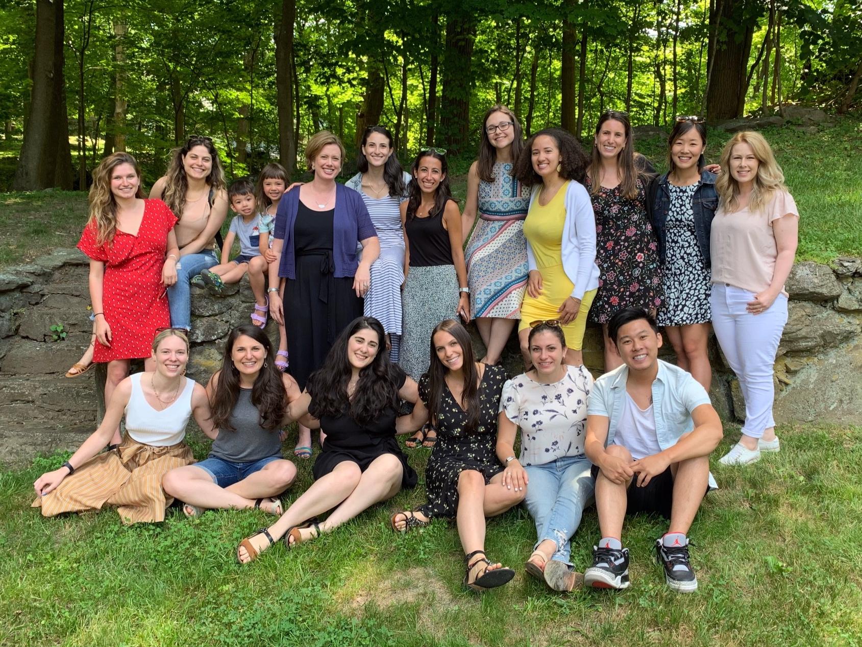 Lab Brunch - July 2019