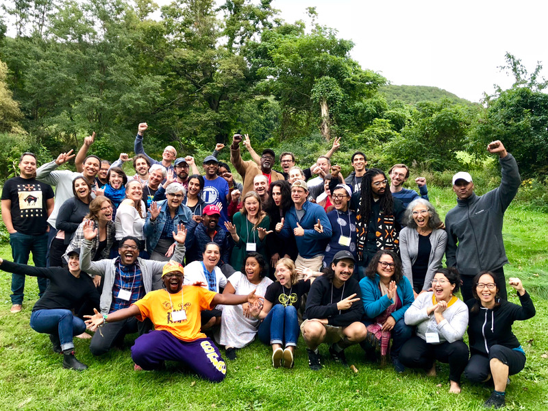 The 2018 Seed Commons Training at the Watershed Center, New York.