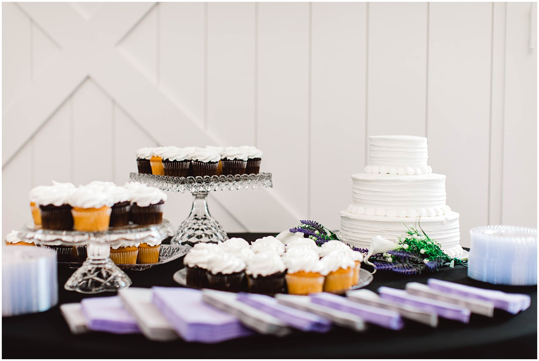The Barn at Grace Hill Wedding, Kansas Wedding Photographer, Wichita Kansas Wedding Photographer, barn wedding, traditional wedding, wedding photography, wedding inspiration, unique wedding photos, reception photos, cake table, wedding cake