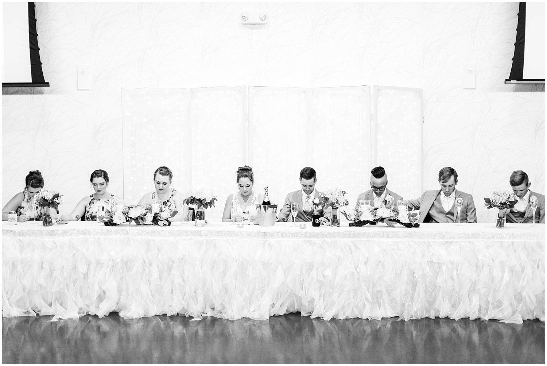 Madison Avenue Central Park Wedding, Kansas Wedding Photographer, Wichita Kansas Wedding Photographer, modern wedding, traditional wedding, wedding photography, wedding inspiration, unique wedding photos, classic wedding photos, reception pictures, head table inspiration