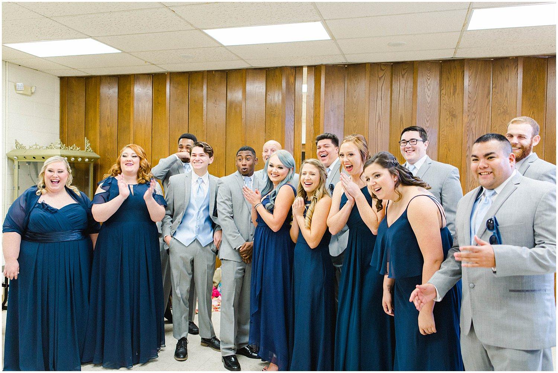Hutchinson Kansas Wedding, Kansas Wedding Photographer, Wichita Wedding Photographer, church wedding, traditional wedding, catholic wedding, themed wedding, wedding photography, wedding inspiration, unique wedding photos, wedding party first look