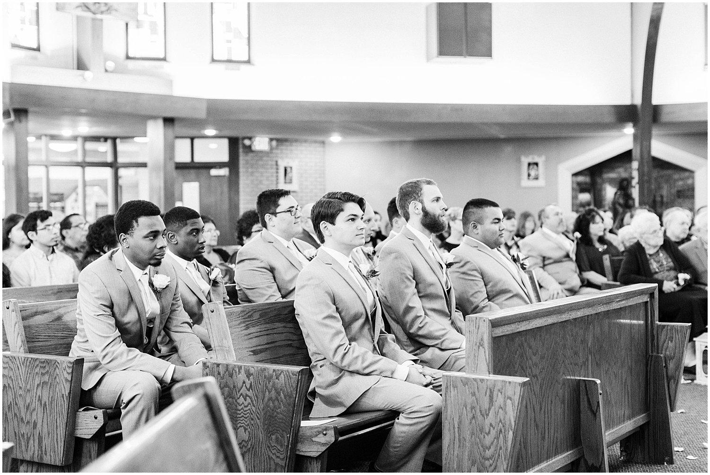 Hutchinson Kansas Wedding, Kansas Wedding Photographer, Wichita Wedding Photographer, church wedding, traditional wedding, catholic wedding, themed wedding, wedding photography, wedding inspiration, unique wedding photos