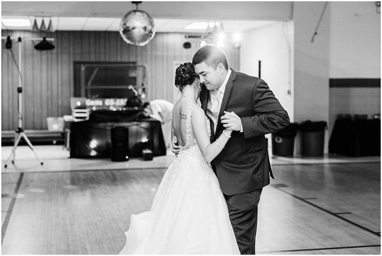 Hutchinson Kansas Wedding, Kansas Wedding Photographer, Wichita Wedding Photographer, church wedding, traditional wedding, catholic wedding, themed wedding, wedding photography, wedding inspiration, unique wedding photos, 80s themed reception, first dance