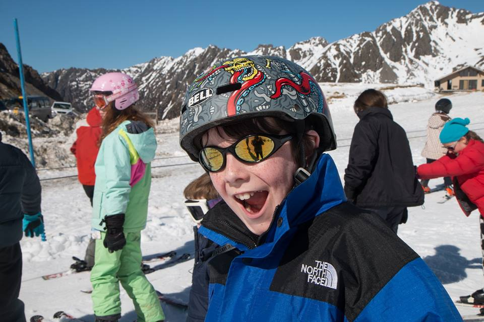 hira ski trip