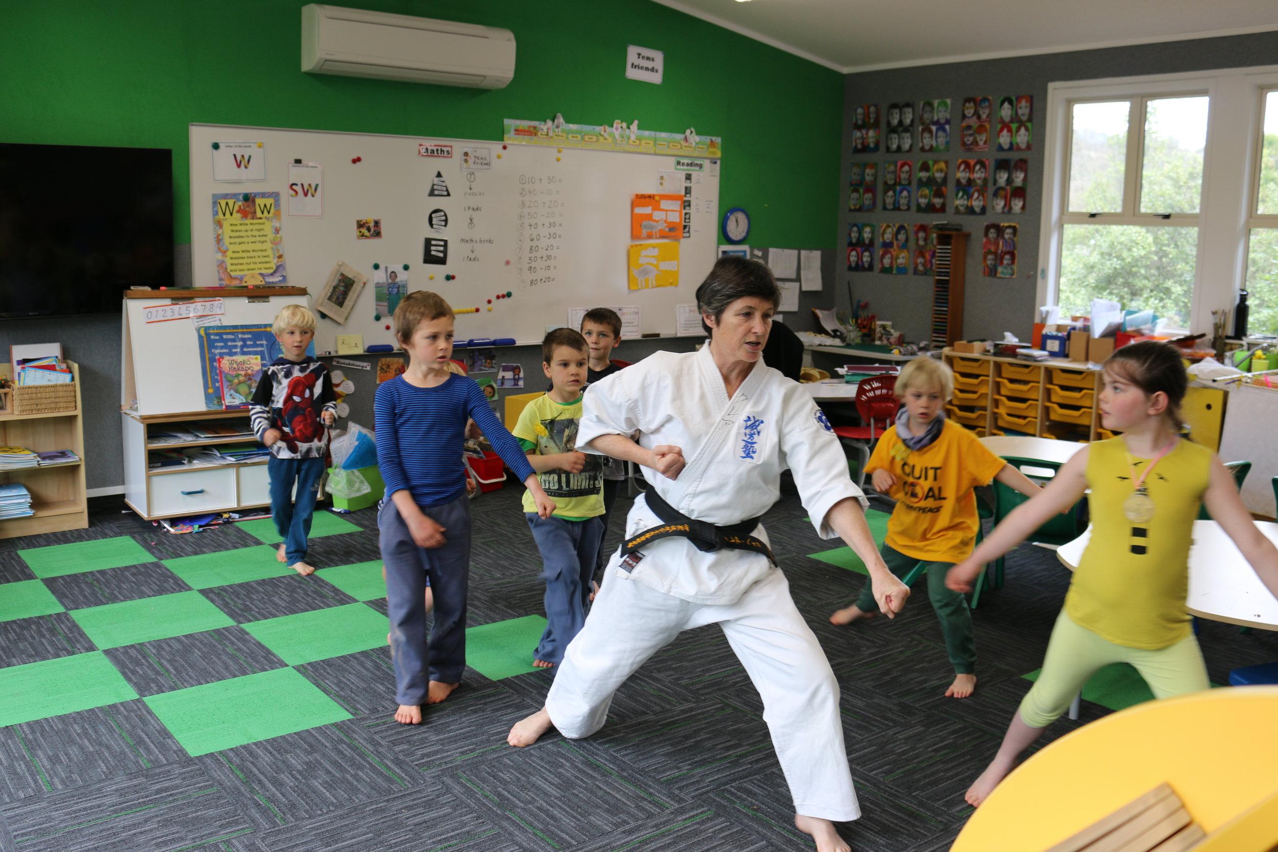 hira clubs karate