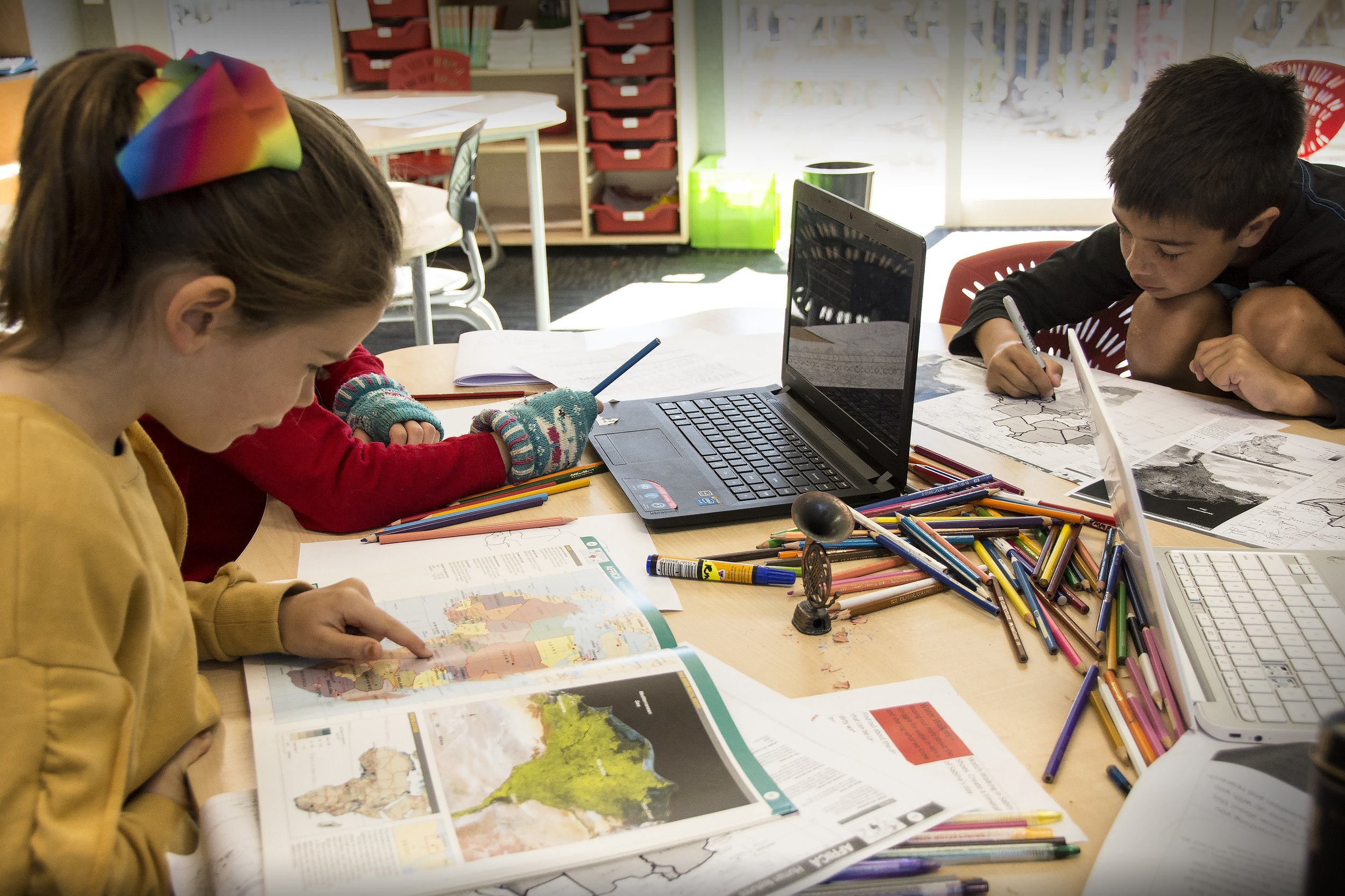 hira classroom learning