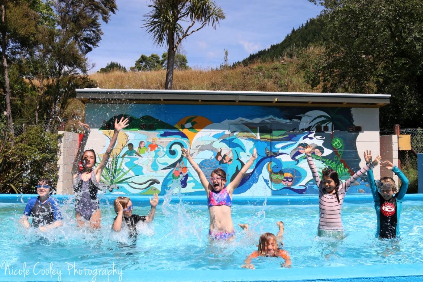 Hira School Pool