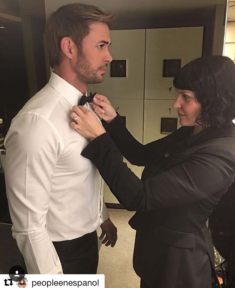 Grooming / William Levy