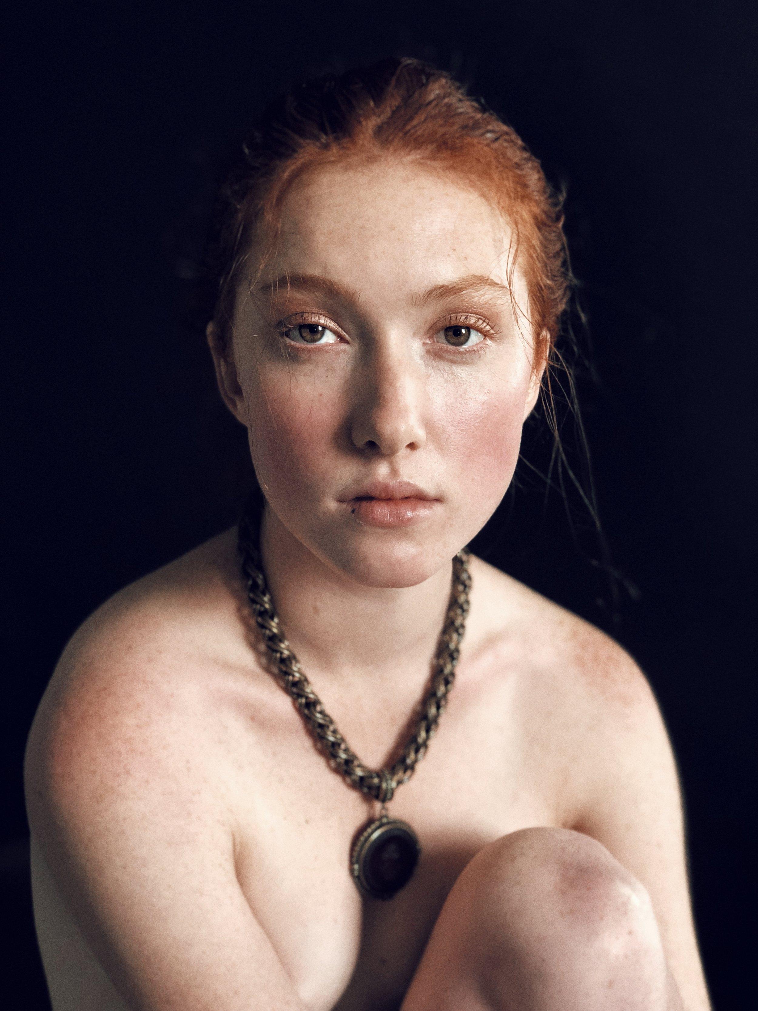 Portrait of Scarlet