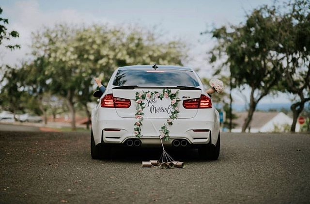 Just Married! 📸 @jasondengphoto