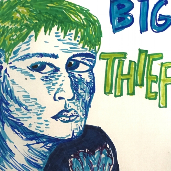 Story and Artwork by Zoe Evans. Song title, lyric rights: Big Thief.