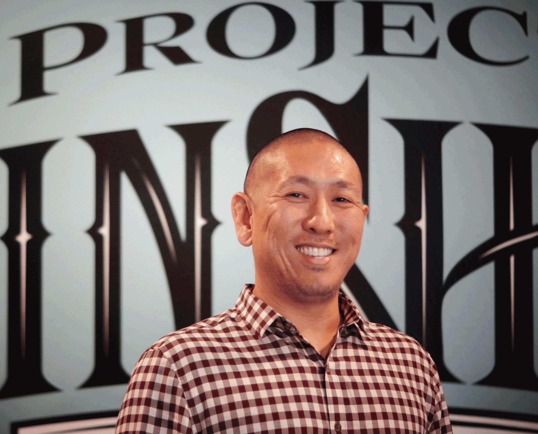 Steven Kim: Director & Co-founder