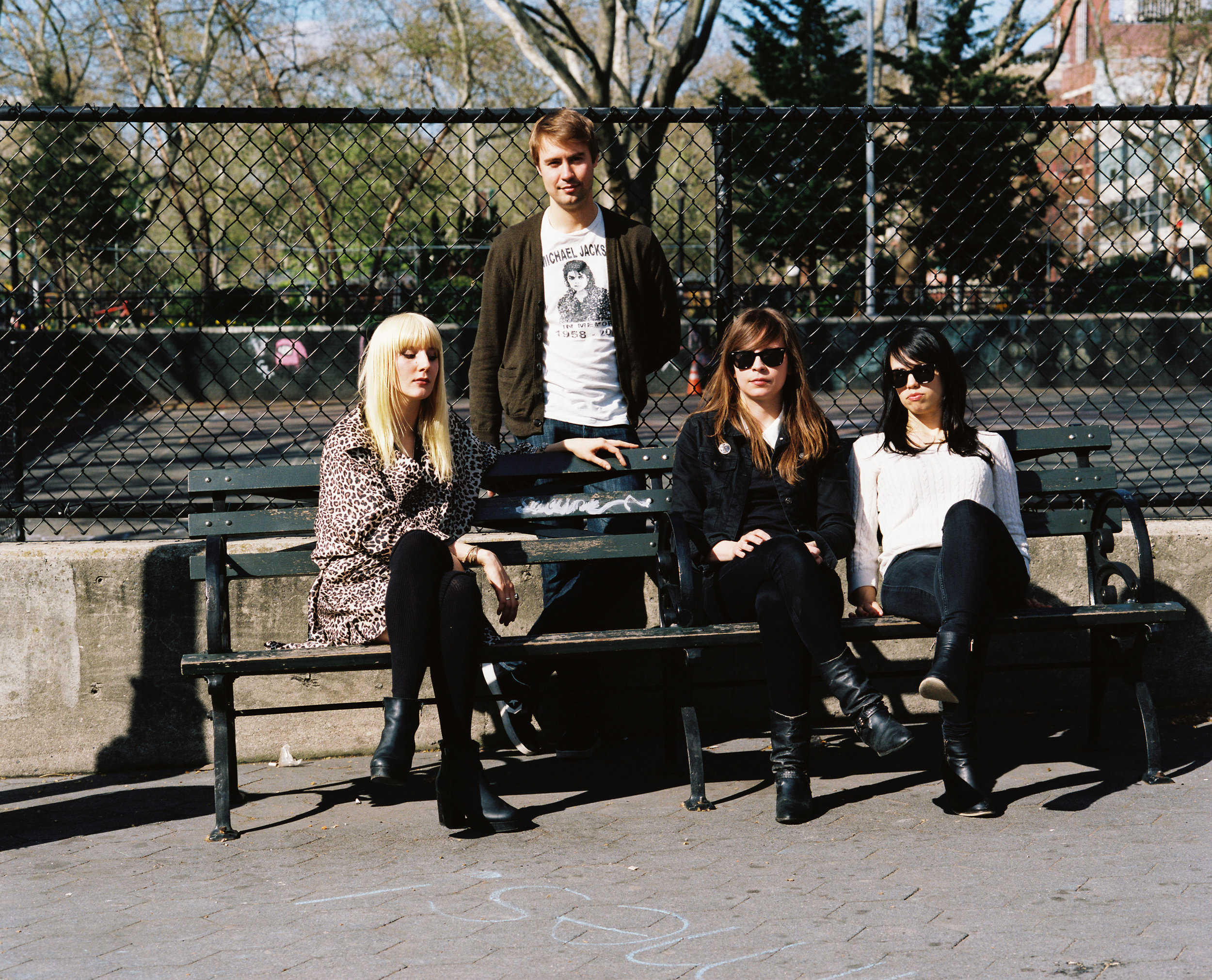 White Lung for Self-Titled