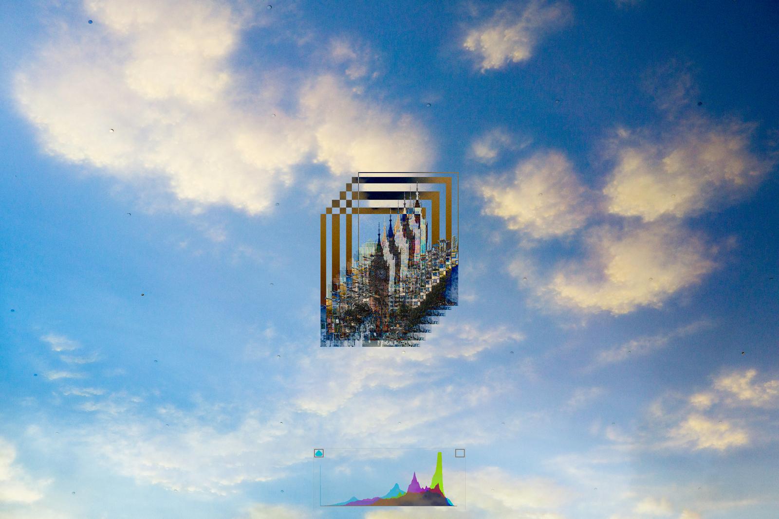 Expanding the probability distribution of the Big Ben, Kolkata into The Venetian Sky, Las Vegas