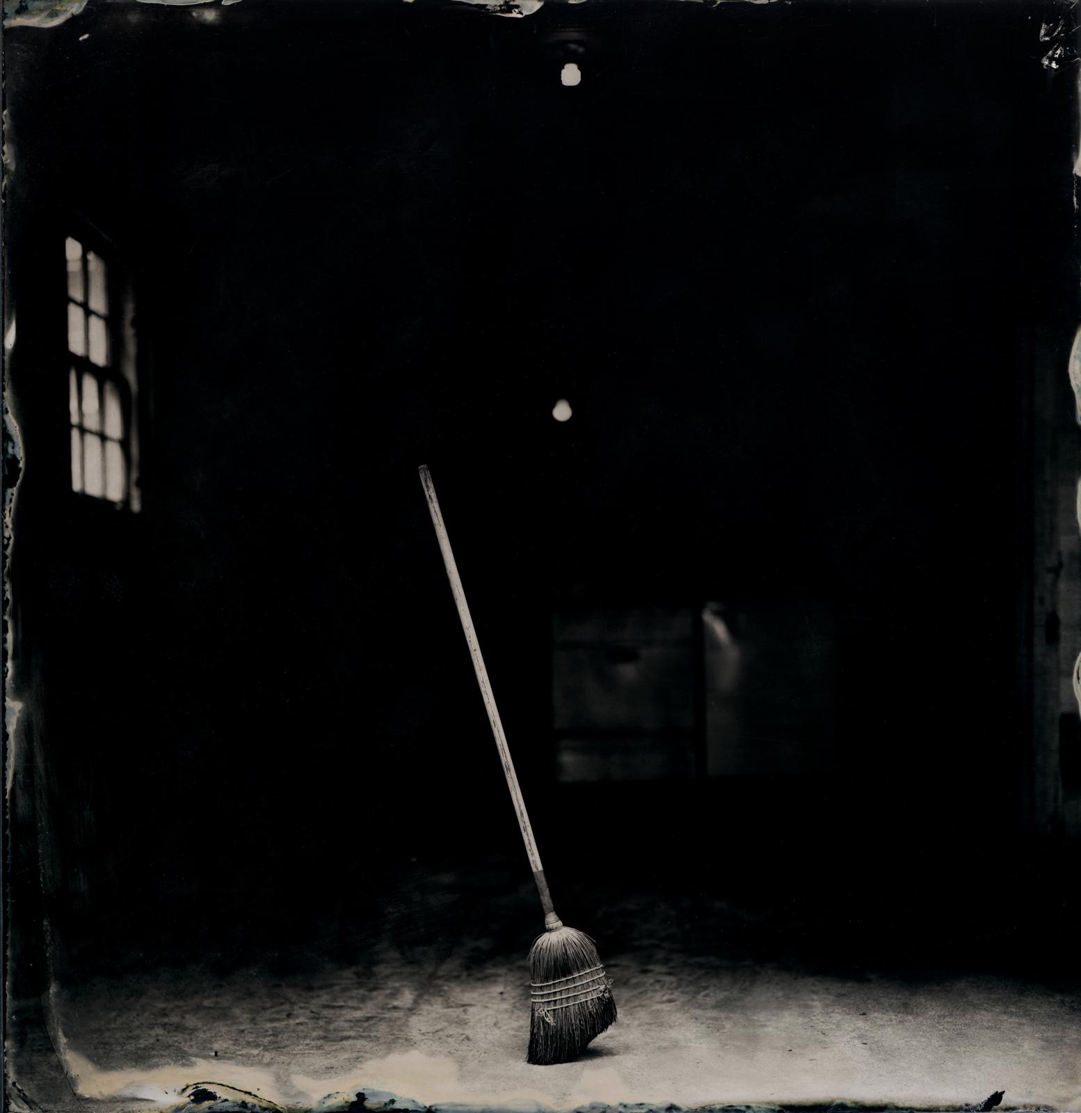 """Standing Broom"" - Harder than writing a good haiku - 2016"