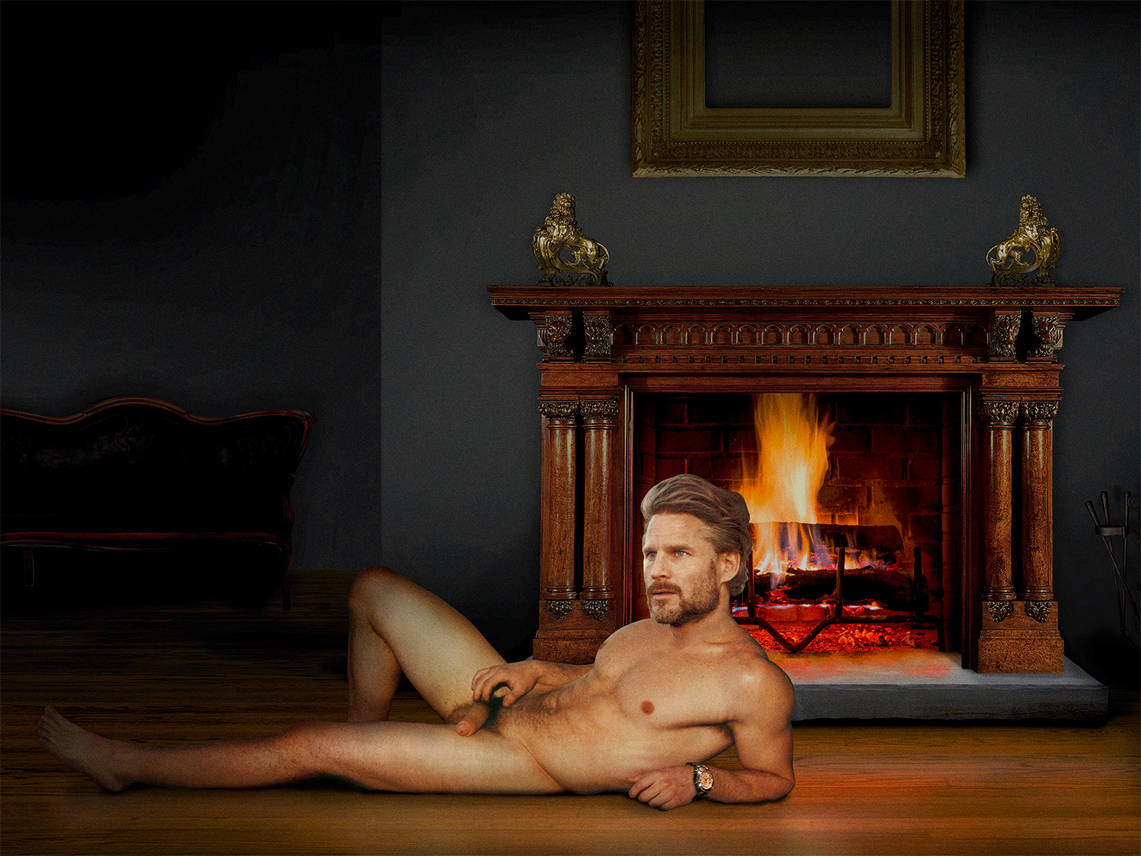 Fireplace, 2014