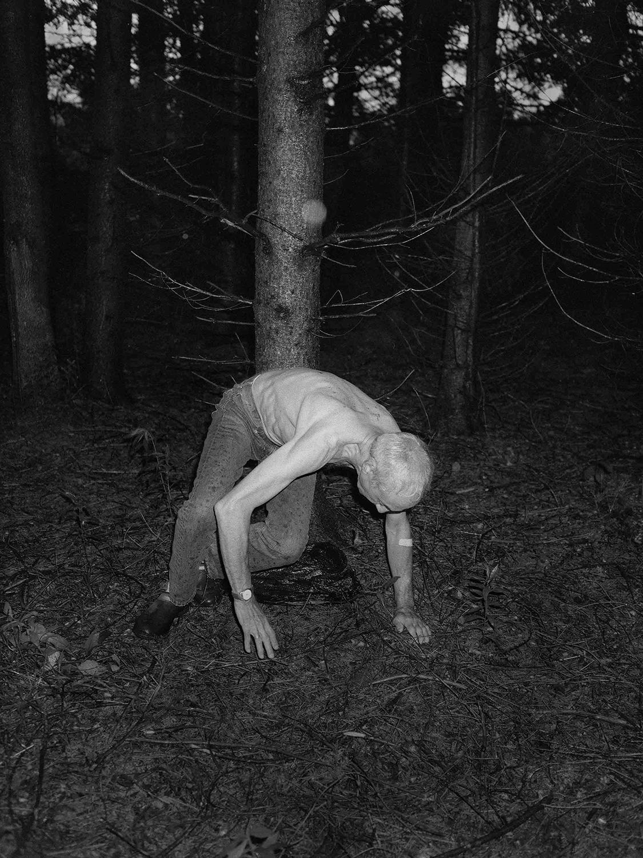 Shedding , 2017 ©  Dylan Hausthor