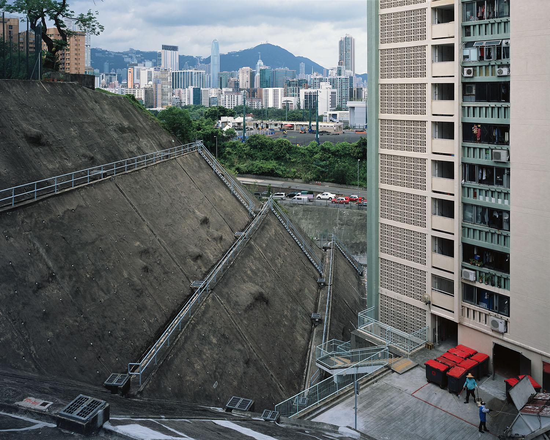 Oi Man Estate, Ho Man Tin, Hong Kong,  2014 ©Chan Hong Yui Clement