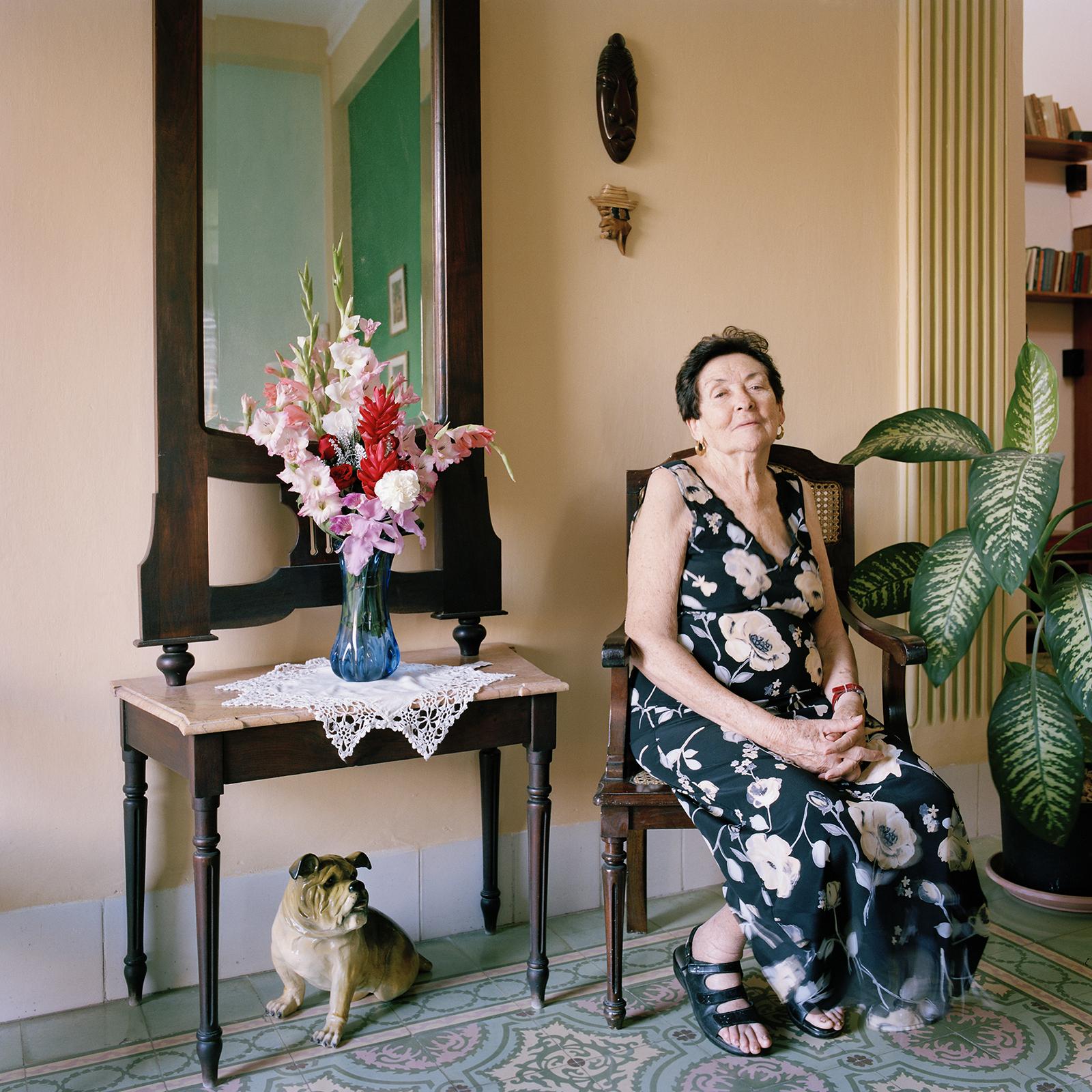 Nana Isa  © Meg Griffiths