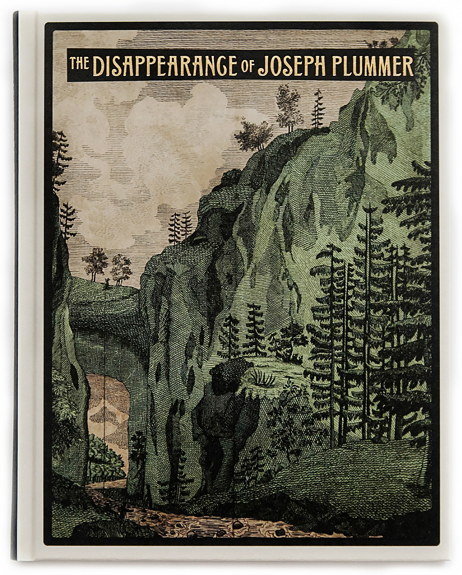 The Disappearance of Joseph Plummer  (Overlapse, 2017)