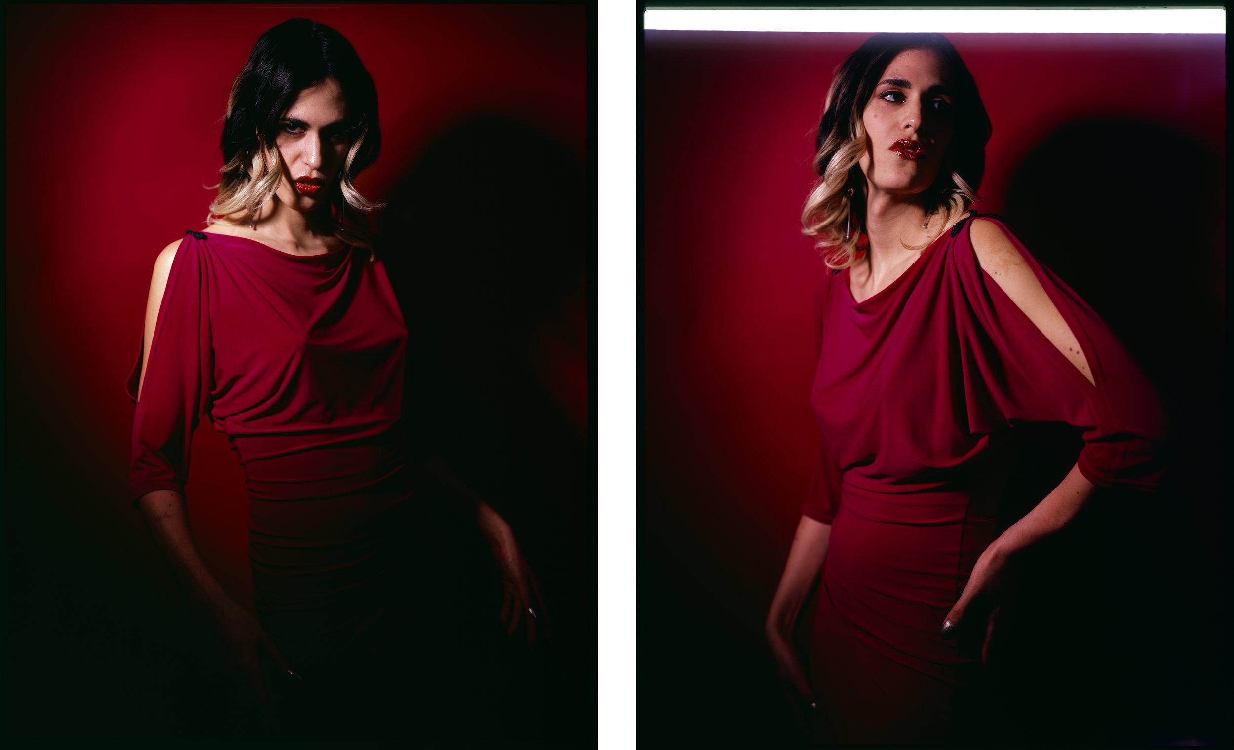 Kay Gabriel I + II  2017 ©Ian Lewandowski