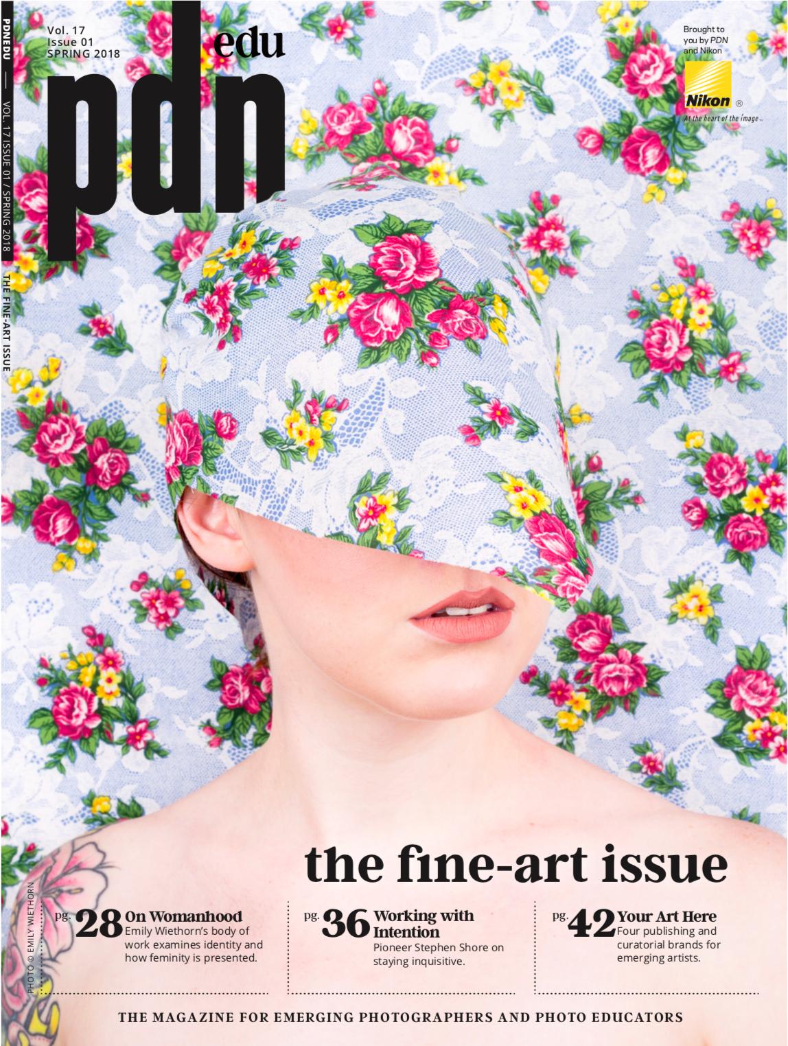 PDN EDU , Vol. 17 Issue 1 /Spring 2018