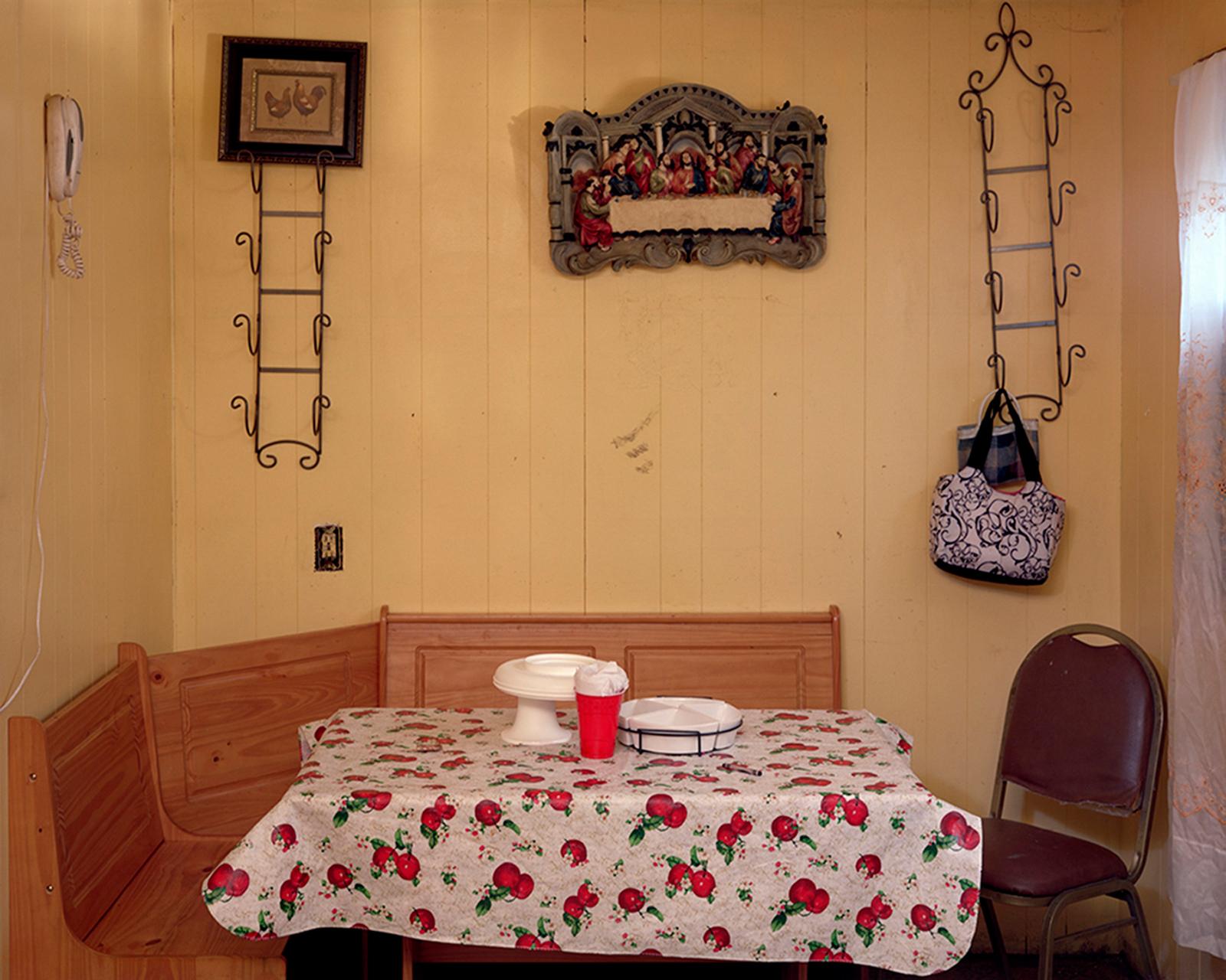 Miguel' s Kitchen, Hammond, IN, 2013 ©Juan Giraldo