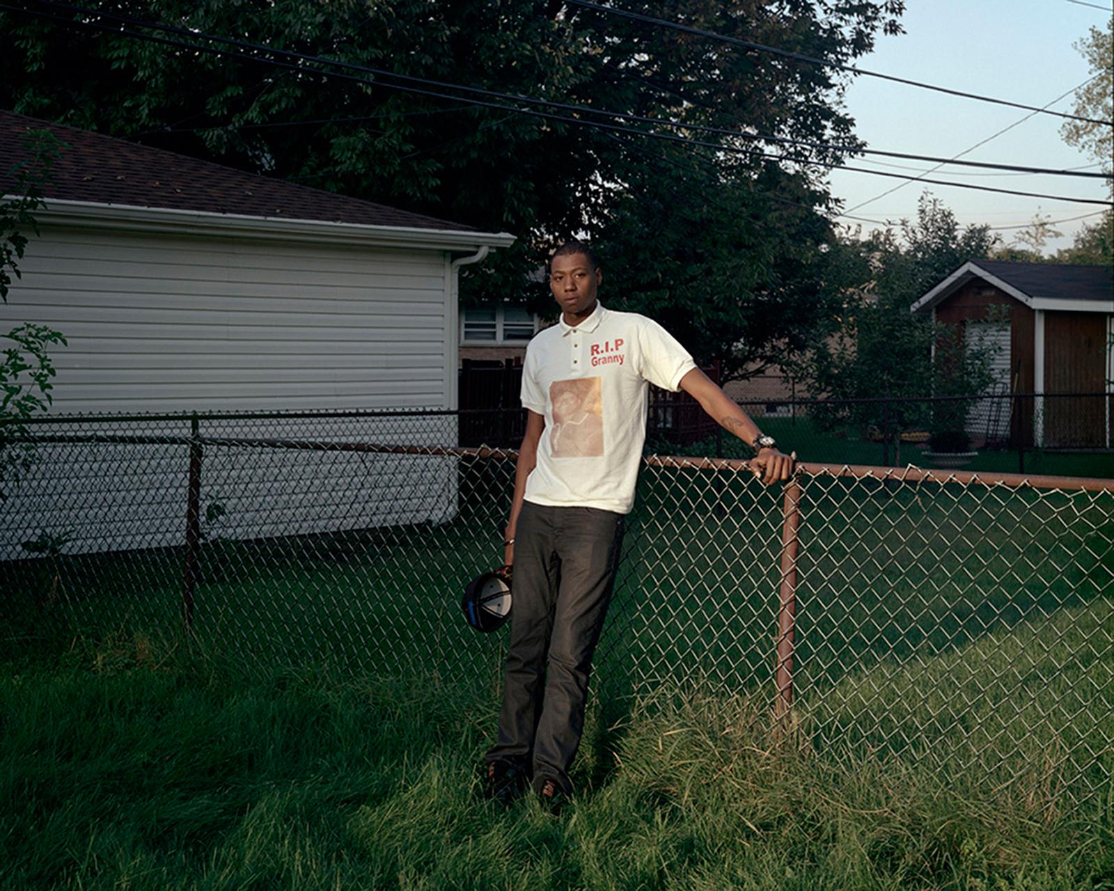 Stacey Dalton, IL, 2014 ©Juan Giraldo
