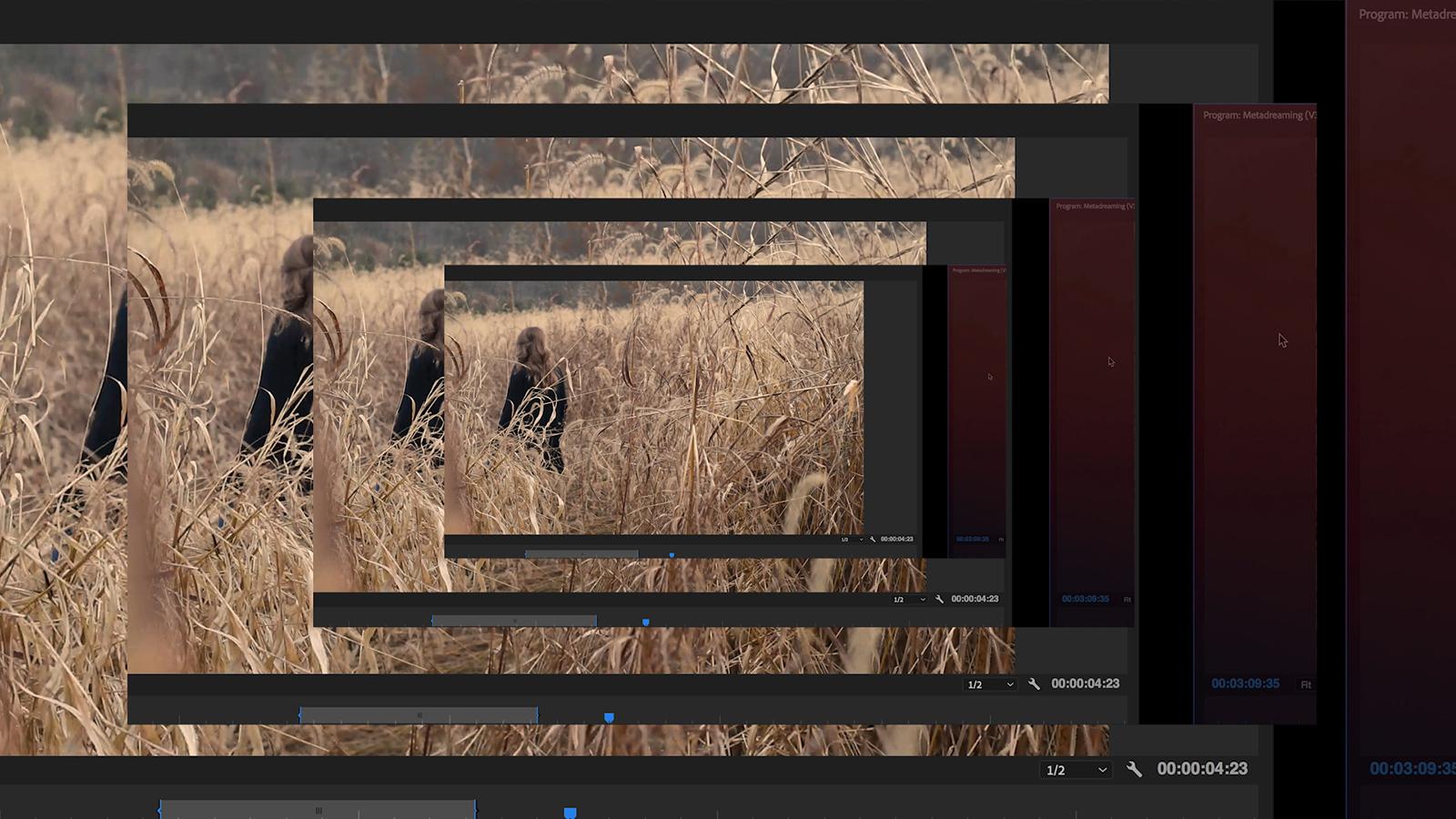 Still from  Syncing,  2018, Digital Video, 13:26 Loop