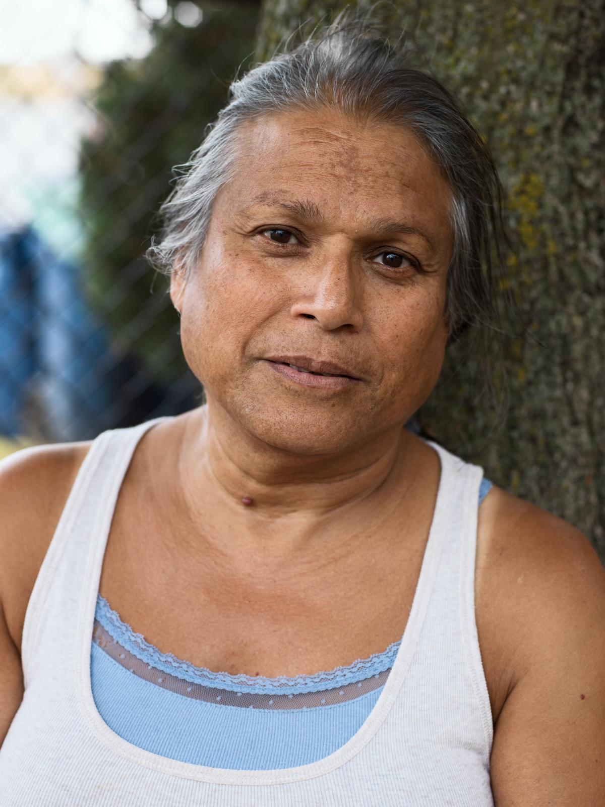 Alexis, 64, Chicago, IL,  2014 © Jess T. Dugan