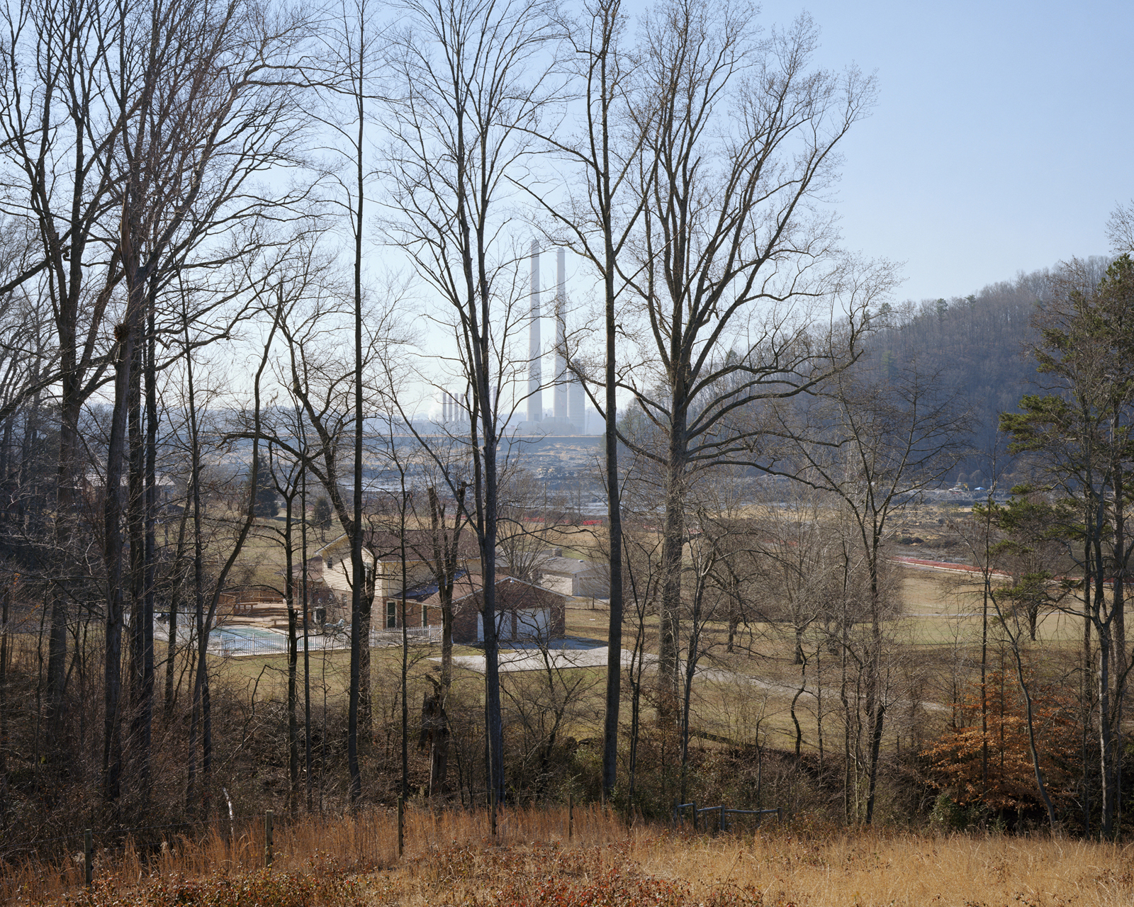 Coal Fly Ash Spill, Emory River, Tennessee, 2009