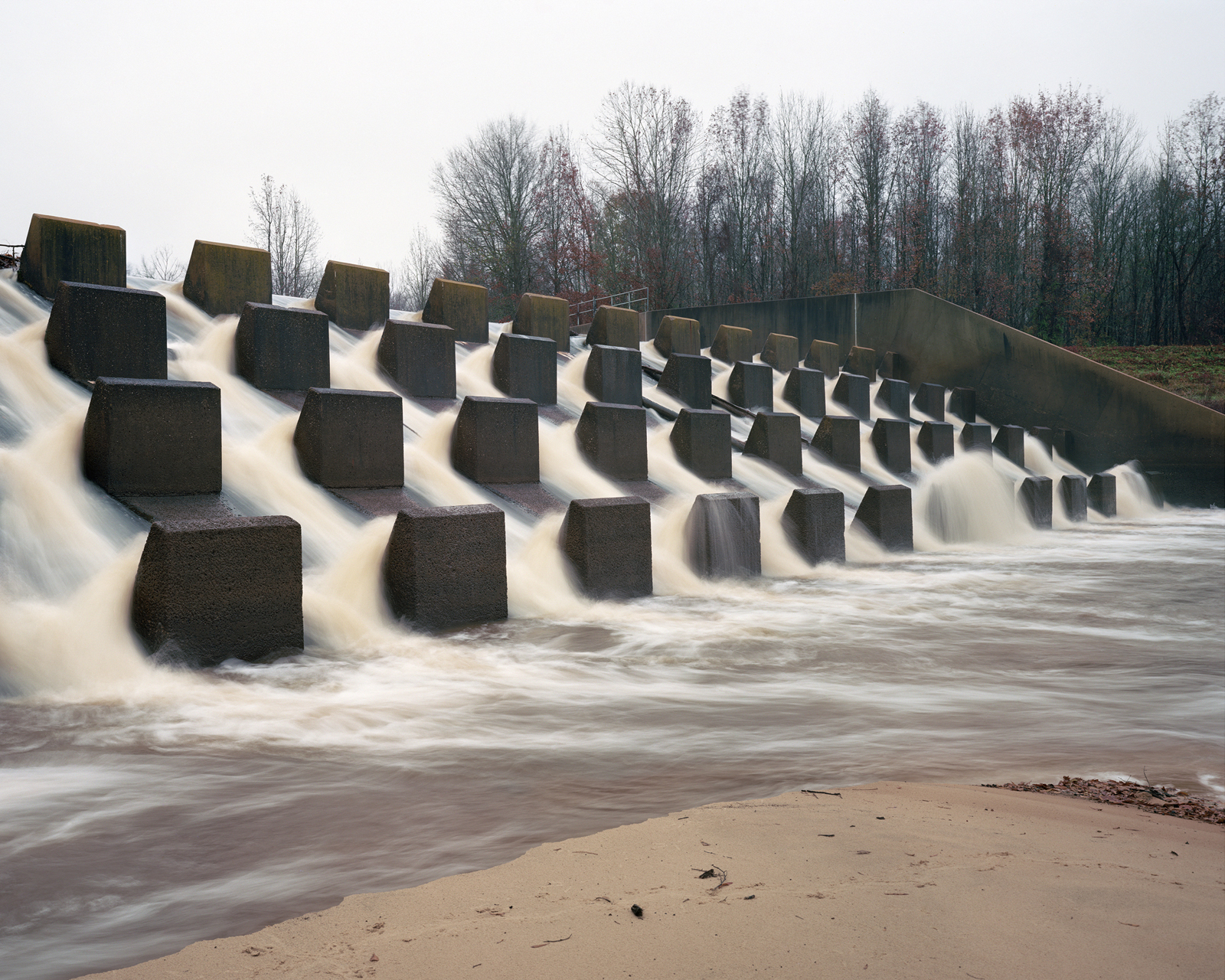 Erosion Control at the Mouth of Yellow Creek, Tennessee – Tombigbee Waterway, Iuka, Mississippi  2013