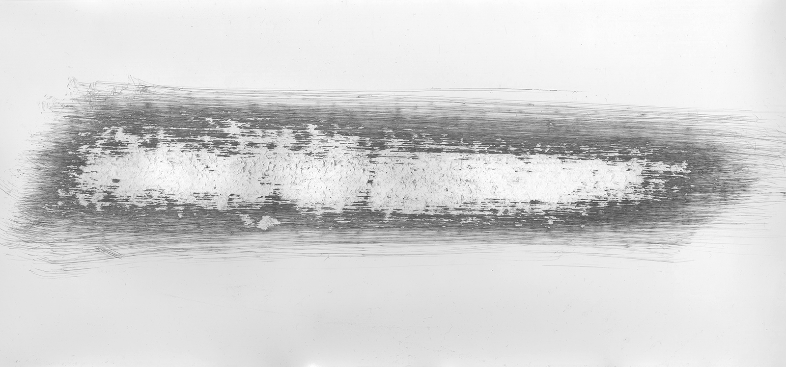 100 passes ,  Unique gelatin silver photograph,  8 x 20 inches  Year: 2018