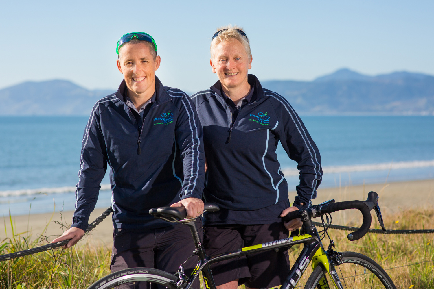 Wheelie Fantastic Cycle Tours - Nicky and Lisa - Owners