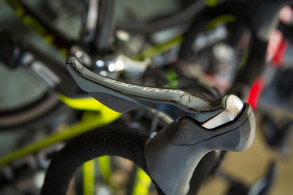 Carbon fibre road bikes