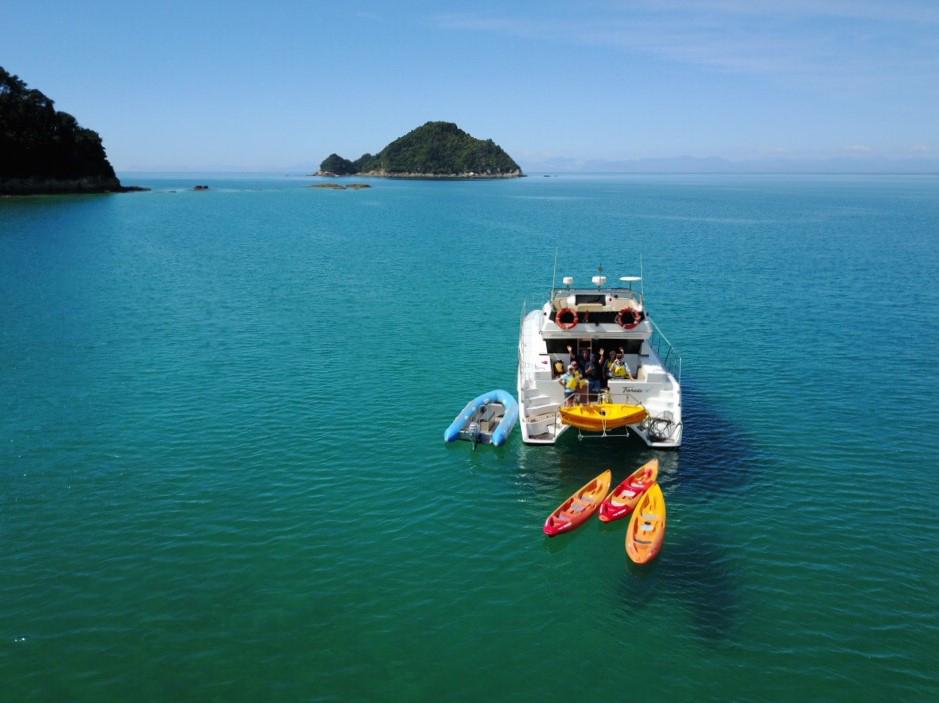 Abel Tasman Luxury Boat Tours