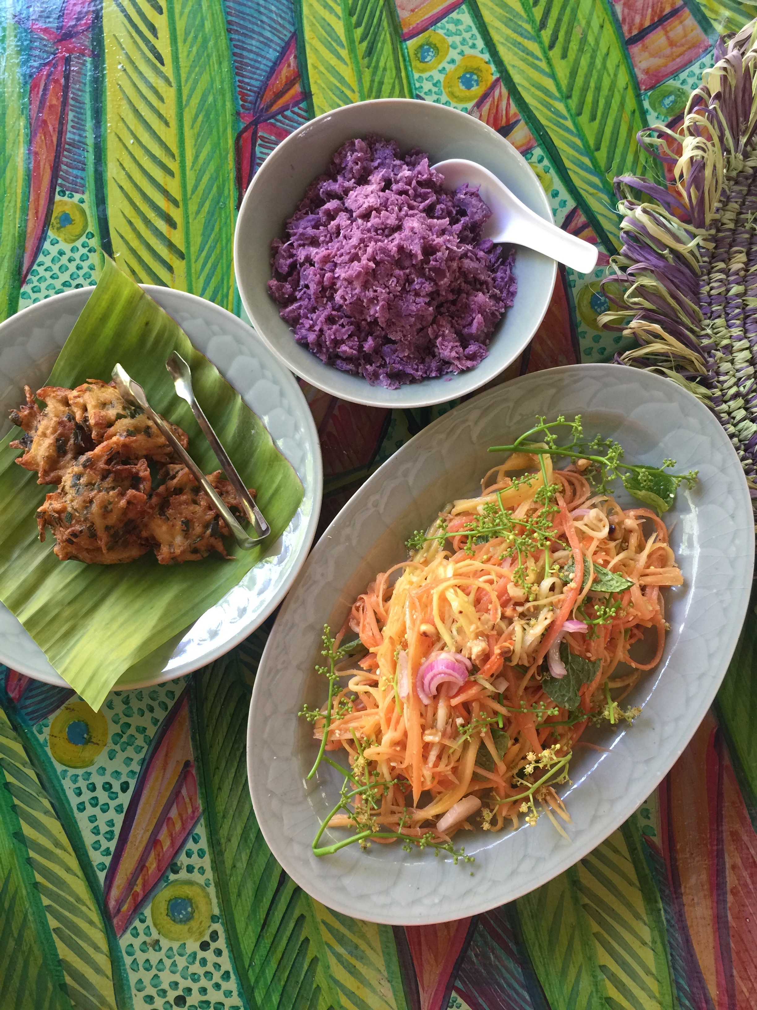 Ayurvedic salads & condiments