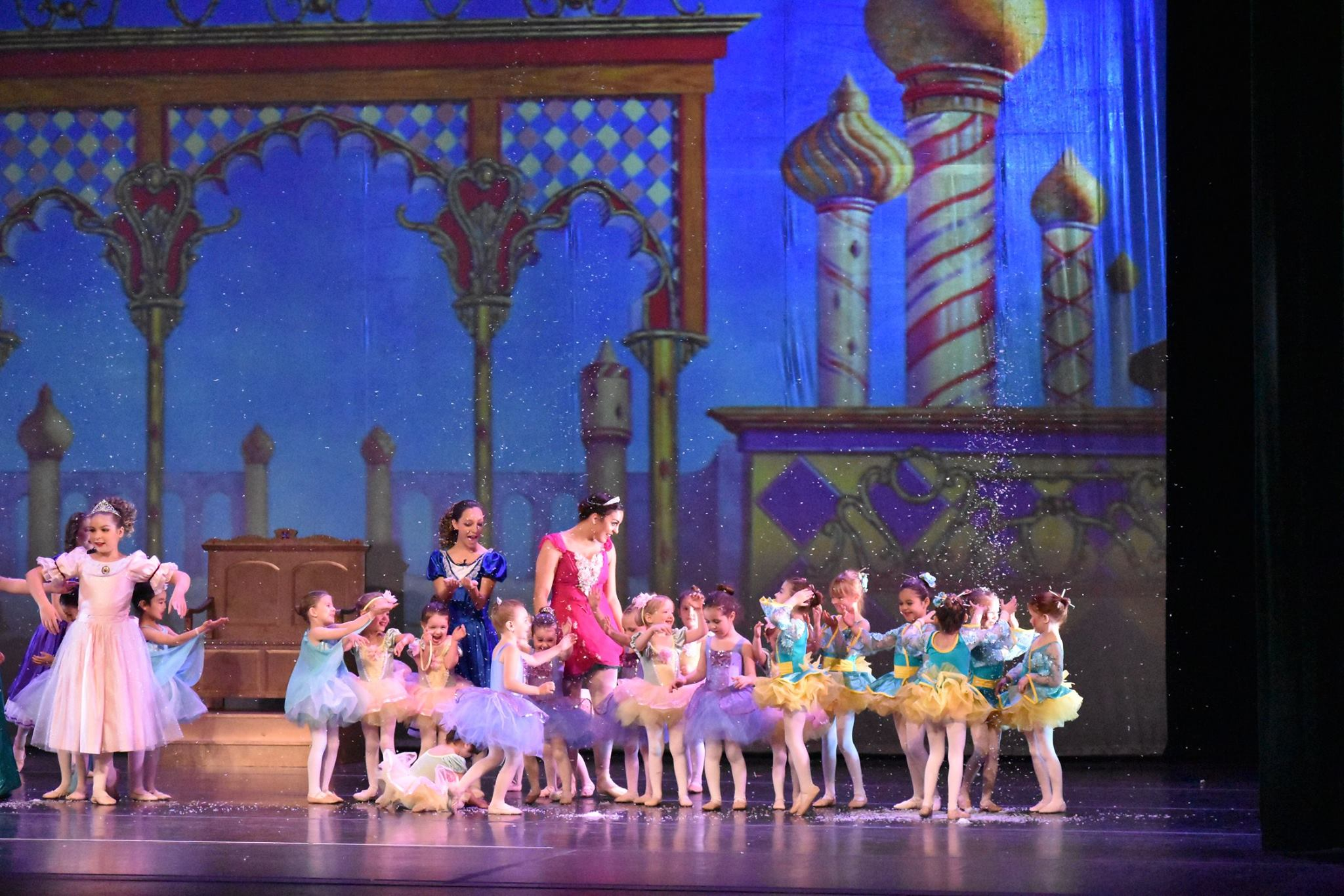 The Petite Nutcracker - The Petite Nutcracker is our brilliant miniature production of the beloved classic ballet