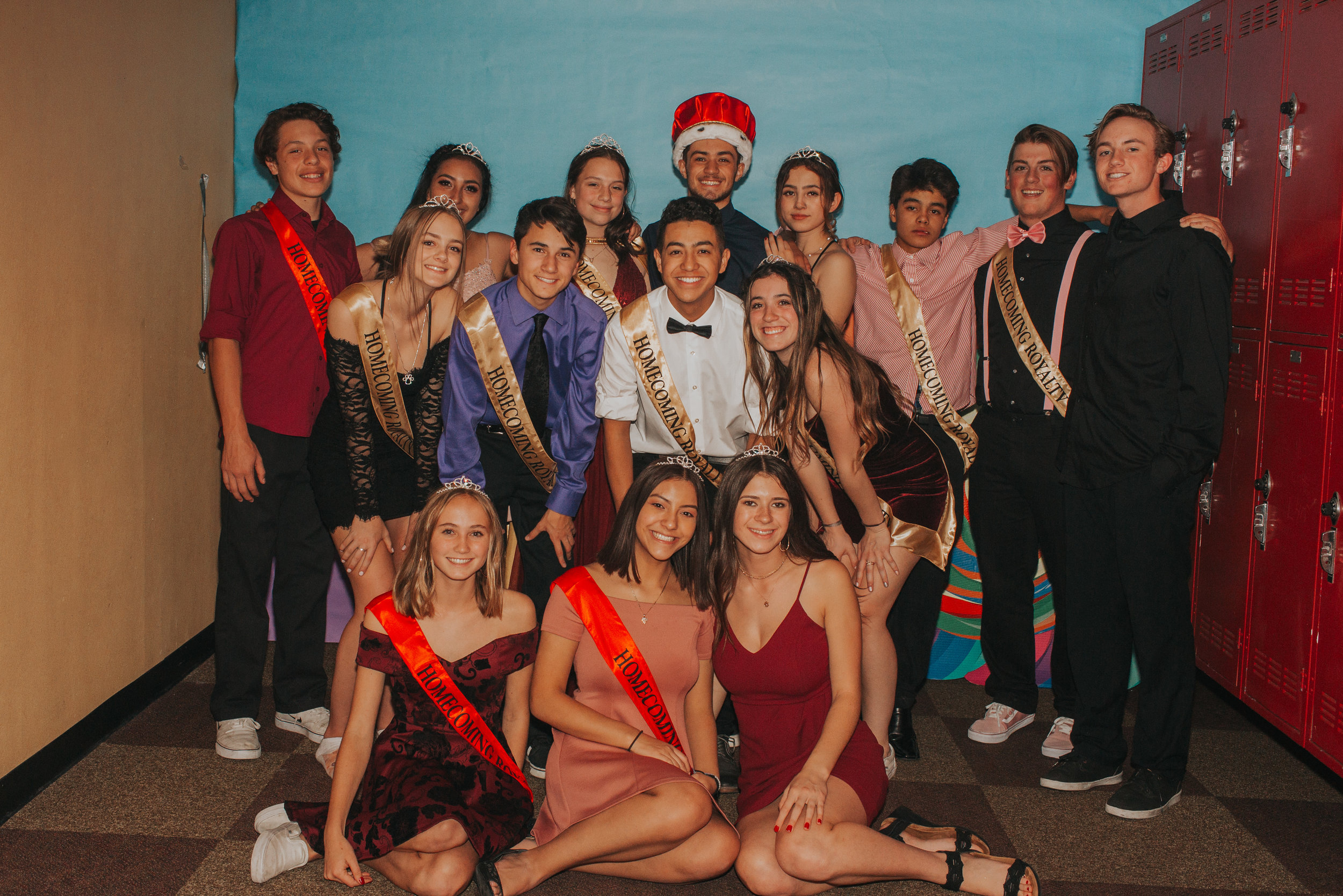 Homecoming - 2018