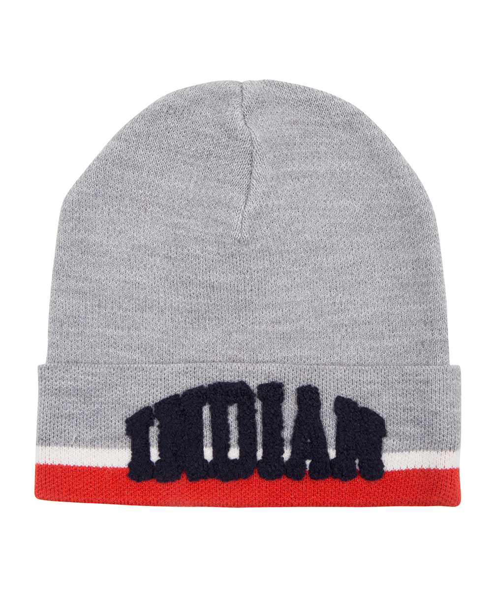 COOLSTES BEANIE MIT INDIAN APPLIKATION