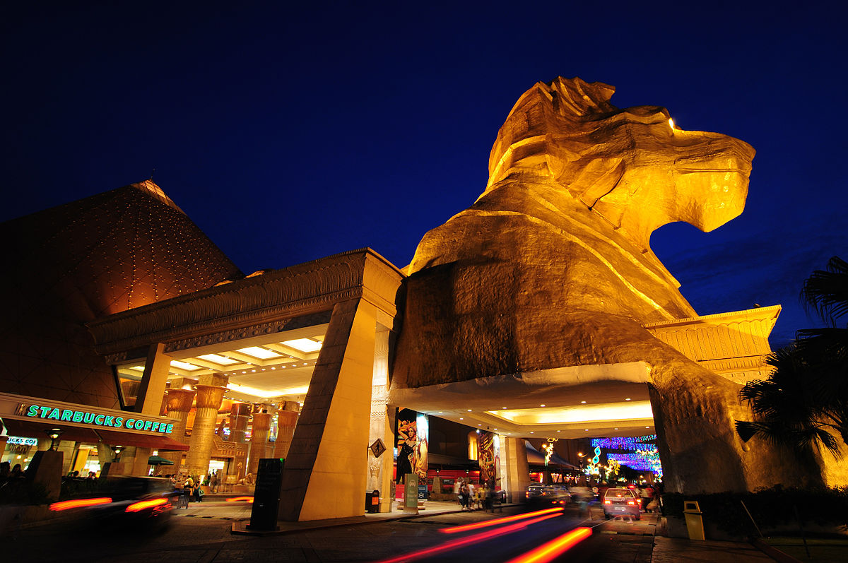 Sunway pyramid SHopping Mall -