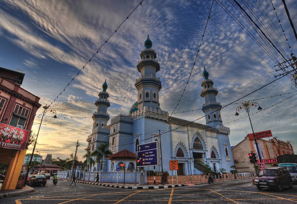 Masjid india klang -