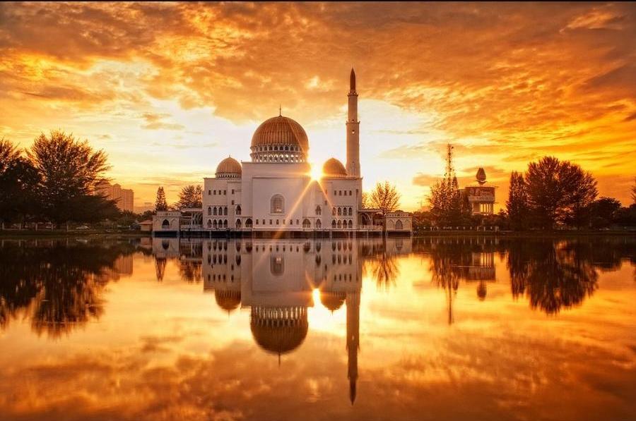 Masjid as-salam Puchong -