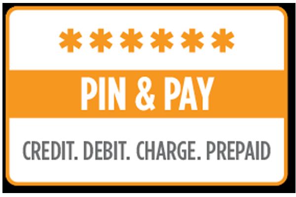 Pin & Pay