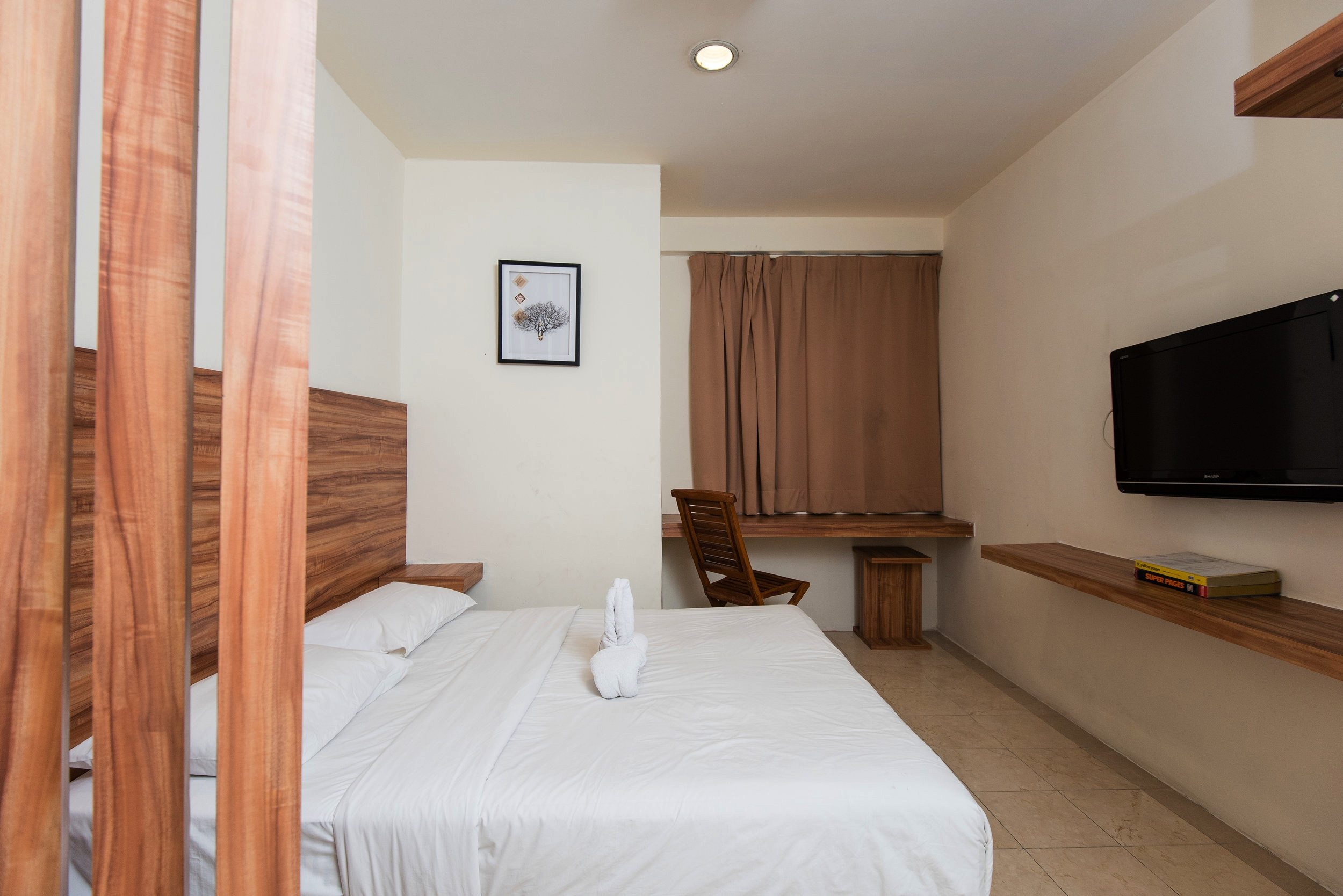 New Town Hotel -
