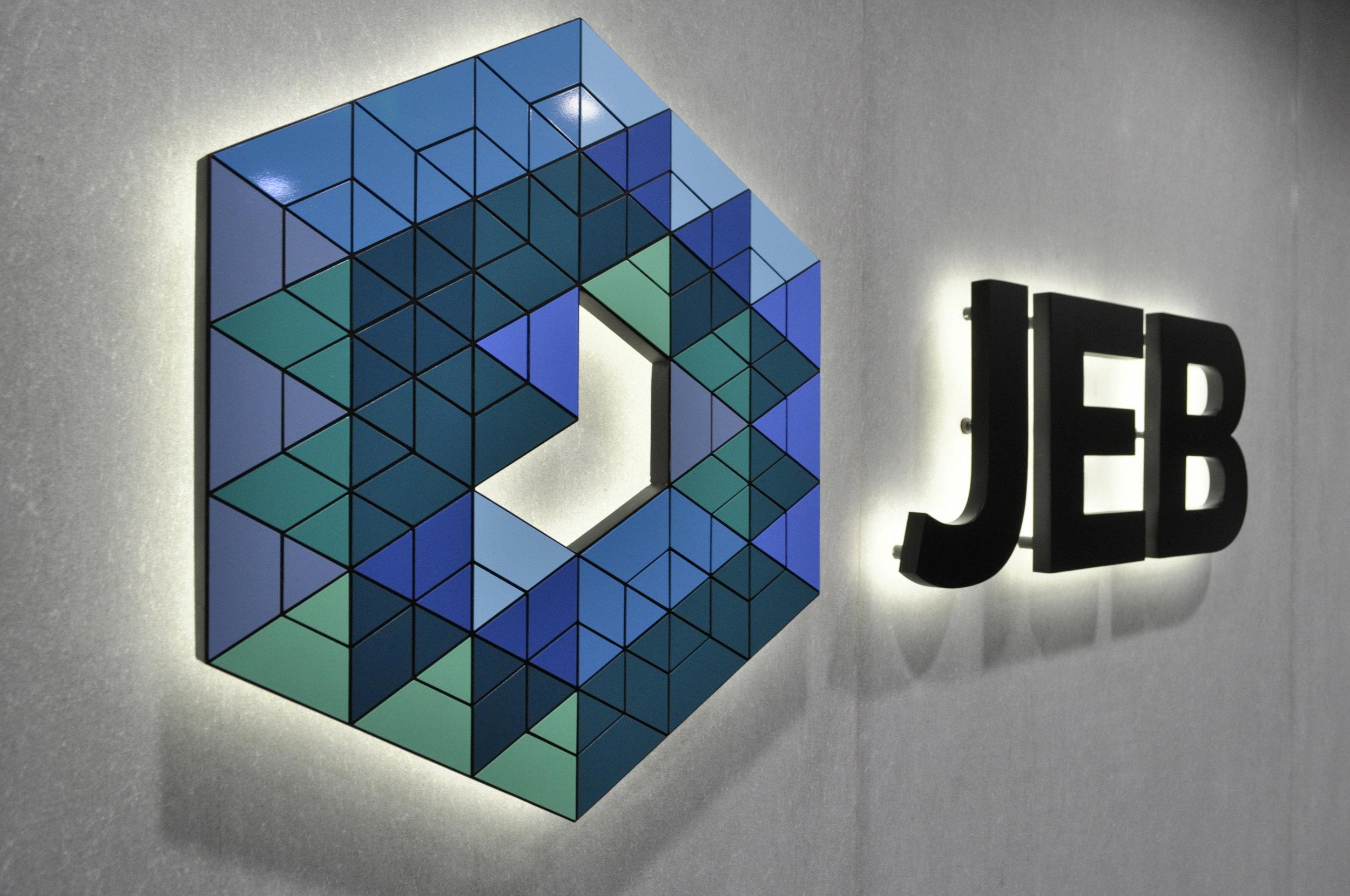 JEB Beijing Showroom