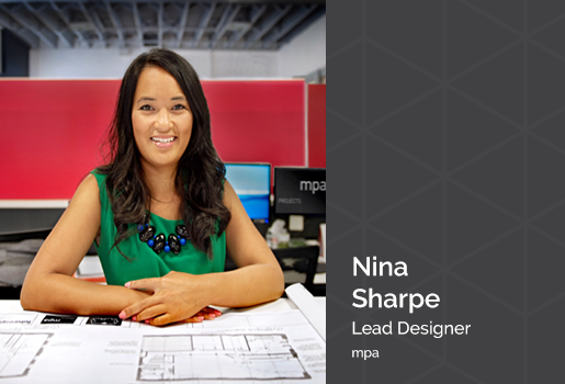 We value our partners - Nina Sharpe from mpa
