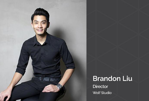 We value our partners - Brandon Liu from Wolf Studio