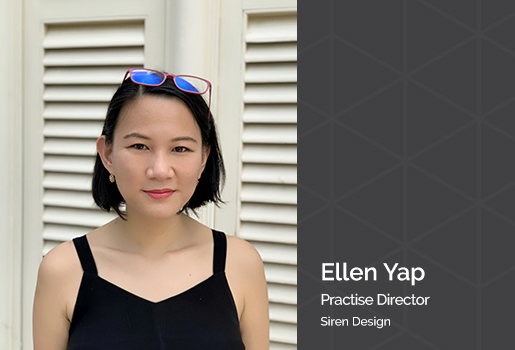 We value our partners - Ellen Yap from Siren Design